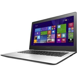 Laptop Lenovo U41-70 14 inch HD Intel Core i5-5200U 2.2 GHz 8GB DDR3 1TB HDD Windows 8.1 Silver Renew