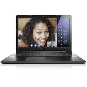 Laptop Lenovo G70-80 17.3 inch HD+ Intel Core i3 4030U 1.9 GHz 4GB DDR3 1 TB HDD Windows 8.1 Black Renew