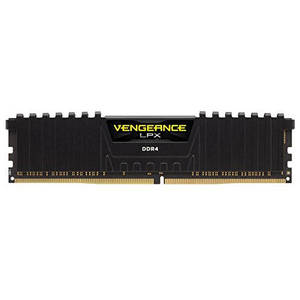 Memorie Corsair Vengeance LPX Black 8GB DDR4 2133 MHz CL13 Dual Channel Kit
