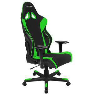 Scaun gaming DXRacer RACING OH/RW106/NE Black-Green