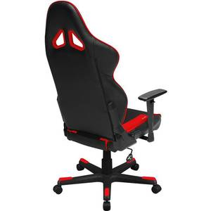 Scaun gaming DXRacer RACING OH/RW106/NR Black-Red