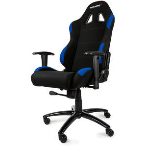 Scaun gaming AKRacing K7012 Black-Blue