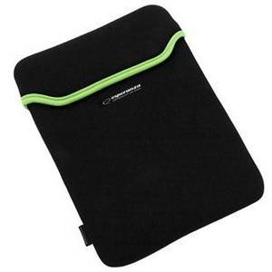 Husa laptop Esperanza ET174g 15.6 inch negru / verde