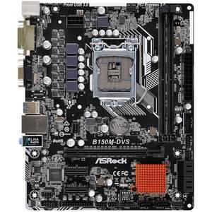 Placa de baza Asrock B150M-DVS R2.0 Intel LGA1151 mATX
