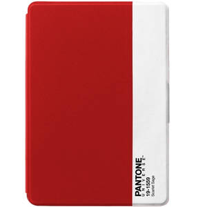 Husa tableta Case Scenario PA-IPMR-RED Pantone Scarlet Sage Red pentru Apple iPad Mini