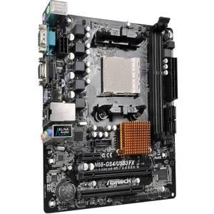 Placa de baza Asrock N68-GS4 USB3 FX R2.0 AMD AM3+ mATX
