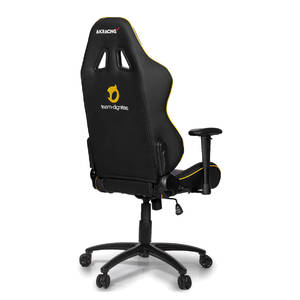 Scaun gaming AKRacing Team Dignitas Edition Max Yellow