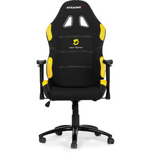 Scaun gaming AKRacing Team Dignitas Pro Yellow