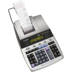 Calculator de birou Canon MP 1211-LTSC Grey