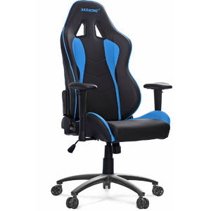 Scaun gaming AKRacing Nitro Blue