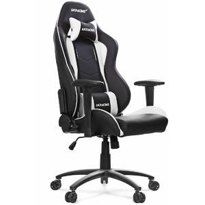 Scaun gaming AKRacing Nitro White