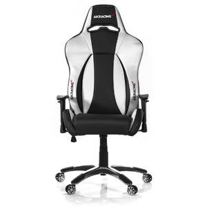 Scaun gaming AKRacing Premium Silver V2