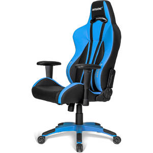 Scaun gaming AKRacing Premium Plus Blue