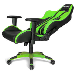 Scaun gaming AKRacing Premium Plus Green