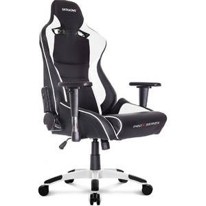 Scaun gaming AKRacing ProX White