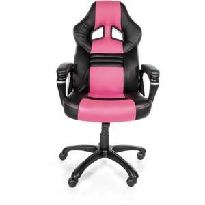 Scaun gaming Arozzi Monza Pink