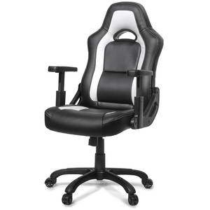 Scaun gaming Arozzi Mugello White