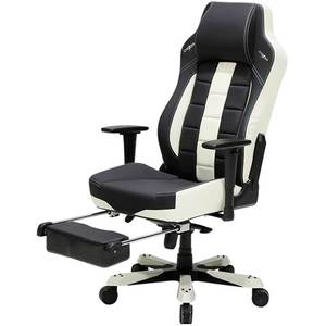 Scaun gaming DXRacer OH/CE120/NW/FT Classic  Black / White