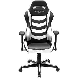 Scaun gaming DXRacer OH/DF166/NW Drifting Series Black / White