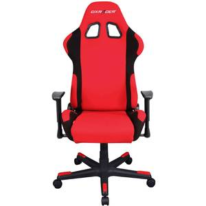Scaun gaming DXRacer OH/FD01/RN Formula Red / Black