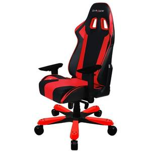 Scaun gaming DXRacer OH/KB06/NR King Black / Red