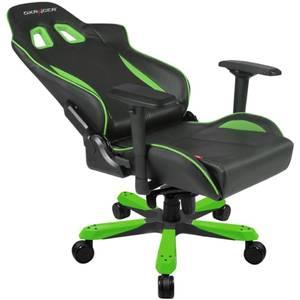 Scaun gaming DXRacer OH/KB57/NE King Black / Green