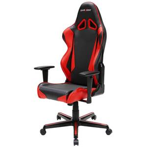 Scaun gaming DXRacer OH/RB1/NR Racing Black / Red