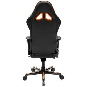 Scaun gaming DXRacer OH/RJ001/NO Racing Black / Orange