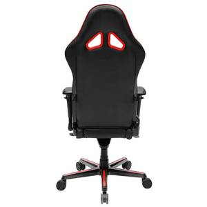 Scaun gaming DXRacer OH/RJ001/NR Racing Black / Red