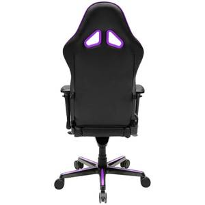 Scaun gaming DXRacer OH/RJ001/NV Racing Black / Purple