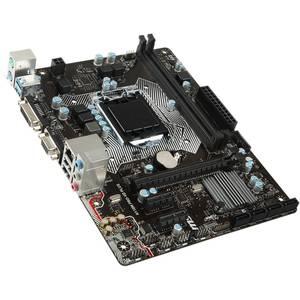 Placa de baza MSI H110M PRO-VD PLUS Intel LGA1151 mATX