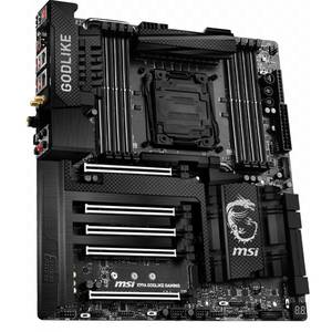 Placa de baza MSI X99A GODLIKE GAMING CARBON Intel LGA 2011-3 eATX