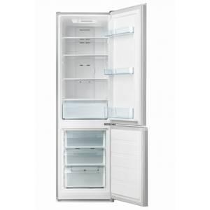 Combina frigorifica LDK CF 310 NFS+ 270 Litri No Frost A+ Argintiu