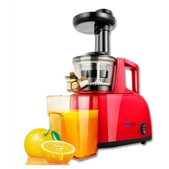 Storcator De Fructe Cu Melc 200w 0.6 Litri Rosu