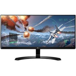 Monitor LED Gaming LG 29UM68-P 29 inch 5ms Black