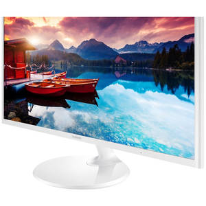 Monitor LED Gaming Samsung LS32F351FUU 31.5 inch 5ms White