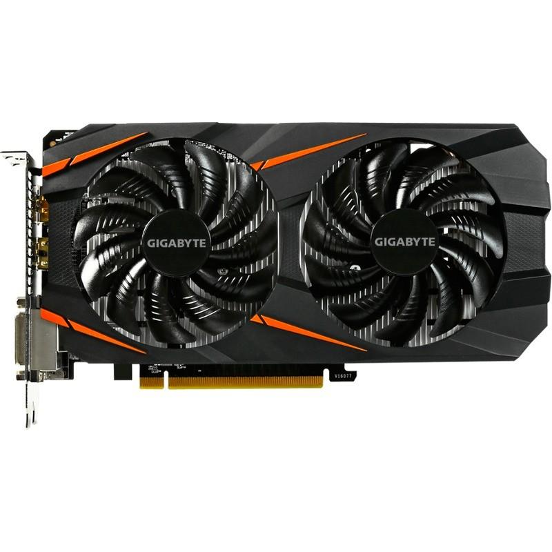 Placa Video Nvidia Geforce Gtx 1060 Windforce Oc 3gb Ddr5 192bit