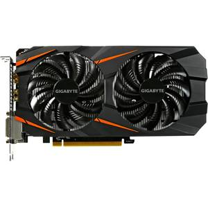 Placa video Gigabyte nVidia GeForce GTX 1060 Windforce OC 3GB DDR5 192bit
