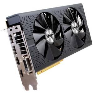 Placa video Sapphire AMD Radeon RX 480 NITRO+ 8GB DDR5 256bit Lite