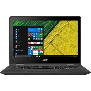 Laptop Acer Spin 5 SP513-51 13.3 inch Full HD Touch Intel Core i5-6200U 8GB DDR4 256GB SSD Windows 10 Black