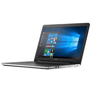 Laptop Dell Inspiron 5759 17.3 inch Full HD Intel Core i5-6200U 8GB DDR3 1TB HDD AMD Radeon R5 M335 4GB Windows 10 Silver