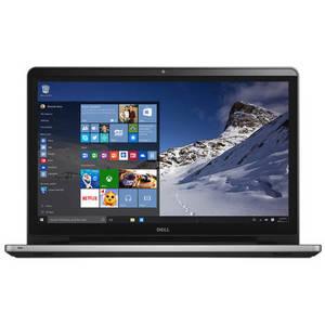 Laptop Dell Inspiron 5759 17.3 inch Full HD Touch Intel Core i7-6500U 16GB DDR3 2TB HDD AMD Radeon R5 M335 4GB Windows 10 Silver