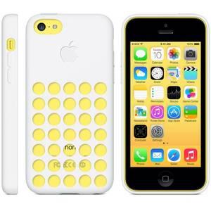 Husa Protectie Spate Apple iPhone 5c White