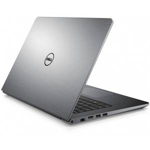 Laptop Dell Vostro 5459 14 inch HD Intel Core i3-6100U 4GB DDR3 500GB HDD BacklitKB FPR Linux Grey
