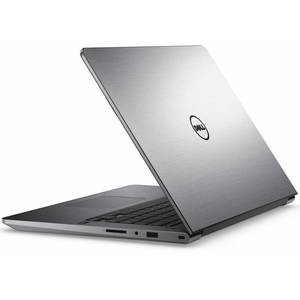 Laptop Dell Vostro 5459 14 inch HD Intel Core i5-6200U 4GB DDR3 500GB HDD nVidia GeForce 930M 2GB BacklitKB FPR Linux Grey