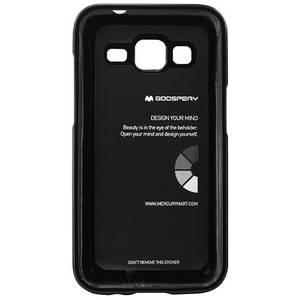Husa Protectie Spate Generic My-Jelly pentru Samsung Galaxy Core Prime G360 Negru