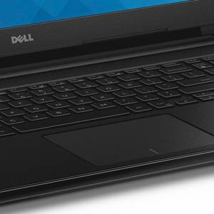 Laptop Dell Vostro 3559 15.6 inch HD Intel Core i3-6100U 4GB DDR3 500GB HDD Windows 7 Pro upgrade Windows 10 Pro Black
