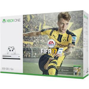 Consola Microsoft Xbox One S 500GB + Fifa 17+ 1M EA Access