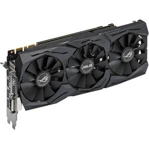 Placa video Asus nVidia GeForce GTX 1080 STRIX GAMING A8G 8GB DDR5X 256bit