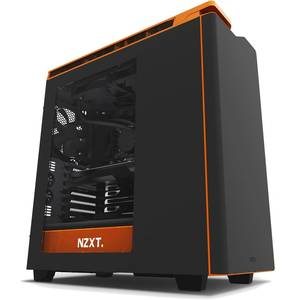 Carcasa NZXT H440 New Edition Black Orange Window
